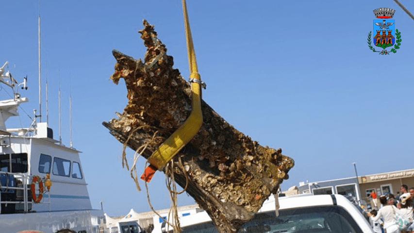 Archeolodzy wydobyli zabytki z Morza Śródziemnego